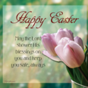 Wishing you all a Blessed and Healthy Easter!
