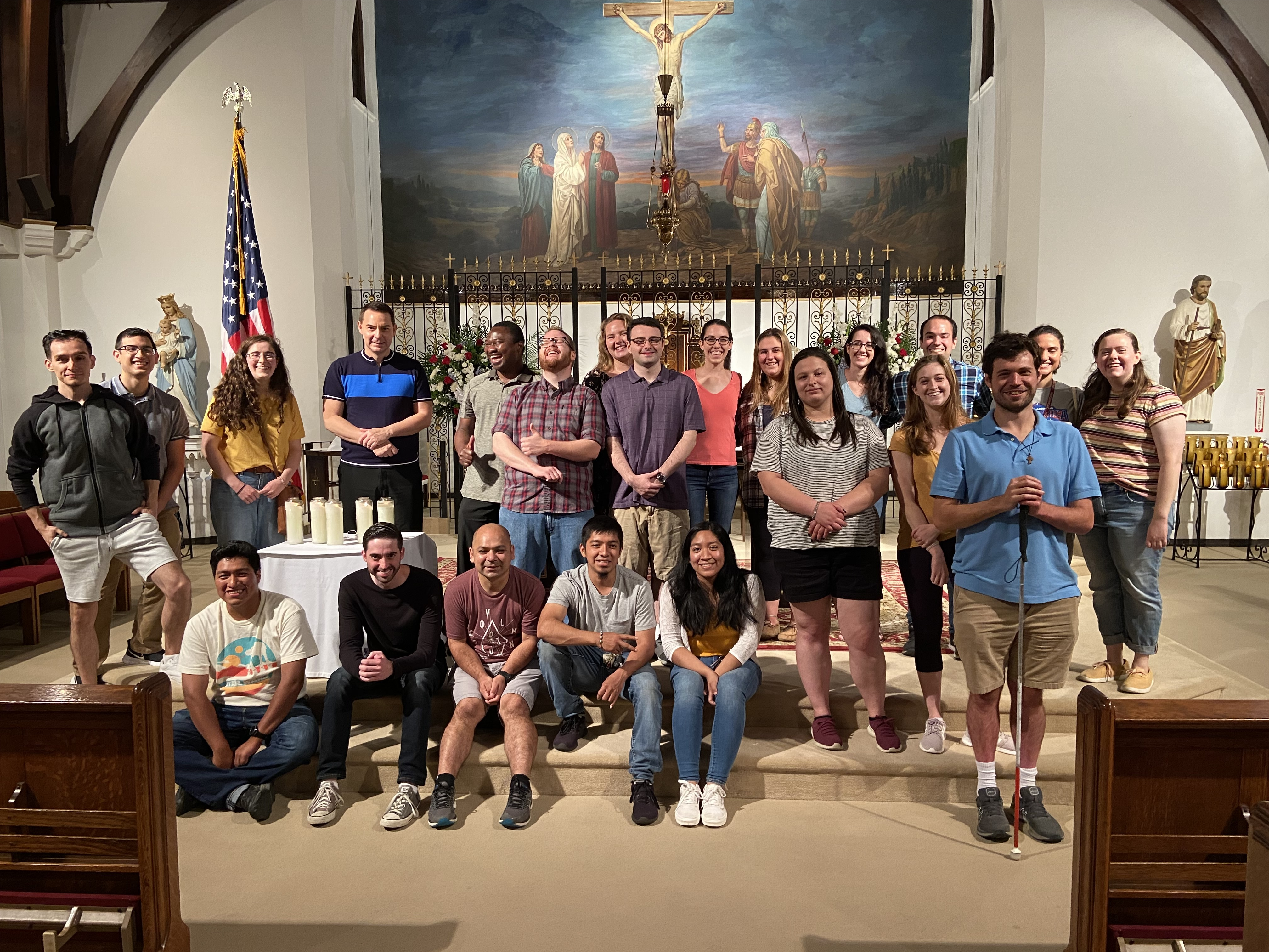 Welcome, Young Adults!