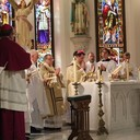 Ordinariate Mass at Saint Patrick's Cathedral, Fort Worth, Texas